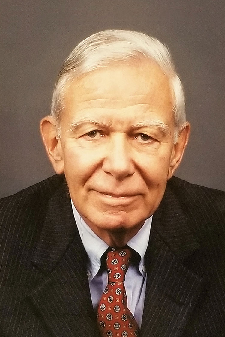 Headshot image of attorney Richard Rosenbloom