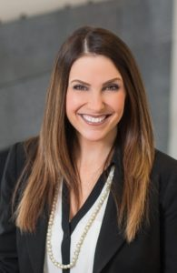 Headshot image of attorney Jennifer Aronson-Jovcevski