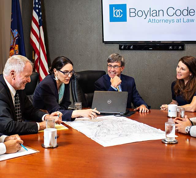 Lawyers-Meeting-Blueprints-Mobile