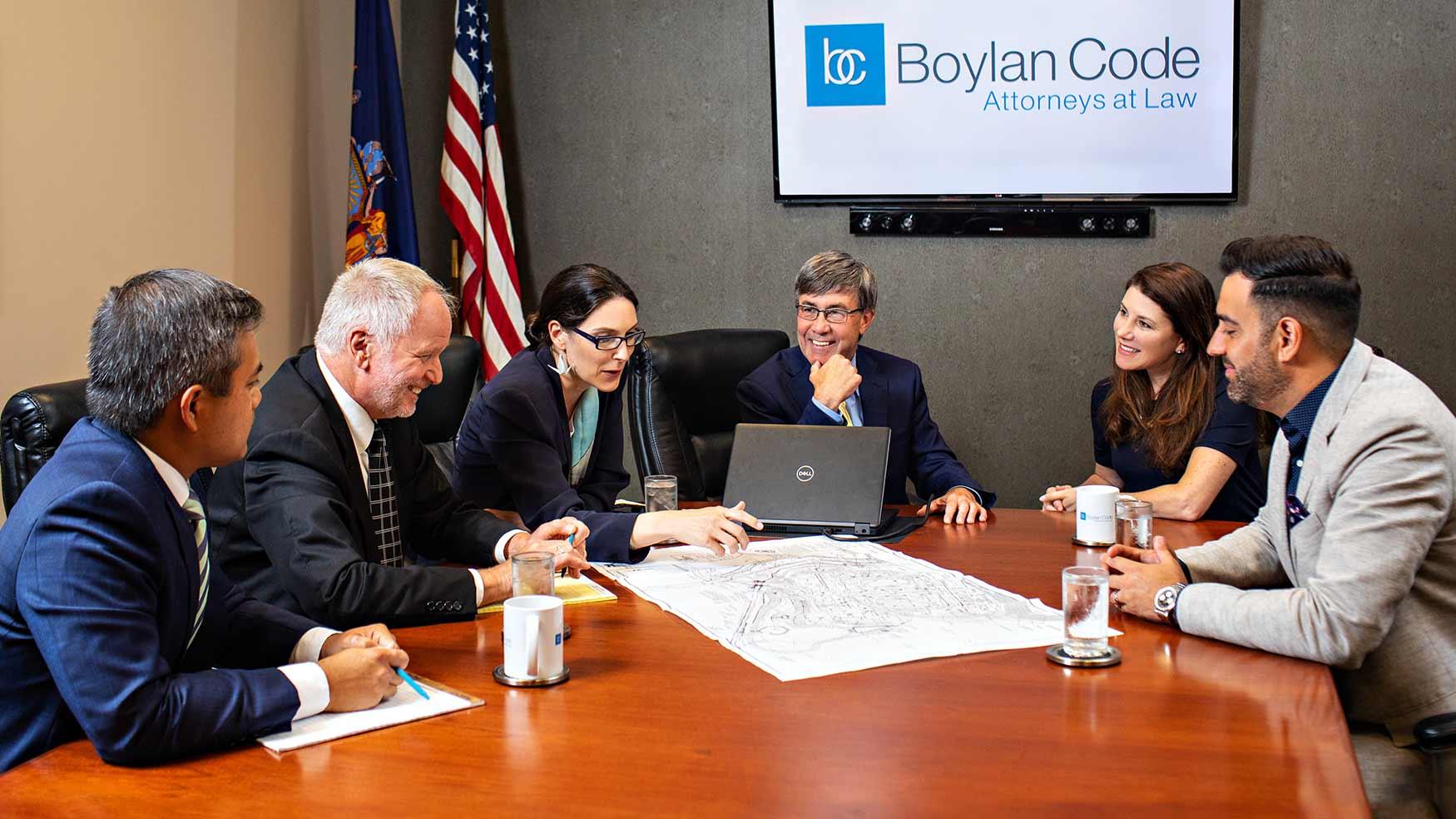 Lawyers-Meeting-Blueprints
